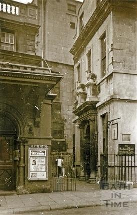 Beau Nash's house, Sawclose 20 Nov 1945
