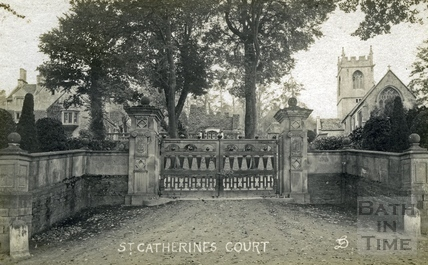 St Catherine's Court c.1910