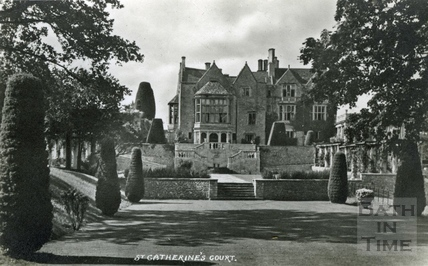 St Catherine's Court c.1920