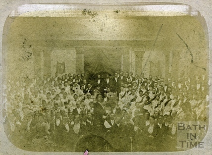 The Bath Philharmonic Society at the Theatre Royal 20 June 1887