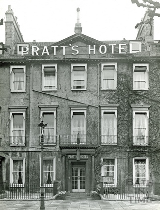 Pratts Hotel, South Parade, c.1930s