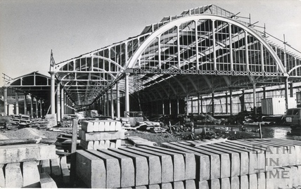 Green Park station, 8 Feb 1982
