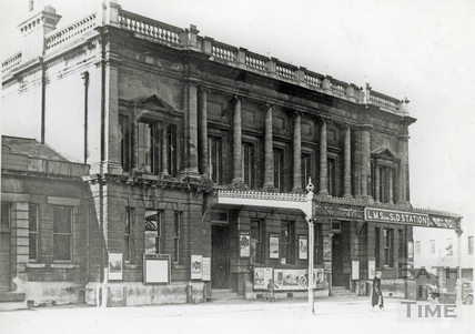 The Midland Station at Green Park c.1950s
