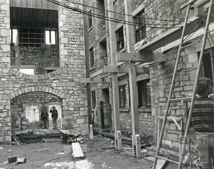 The Grove Street development, 17 Dec 1979