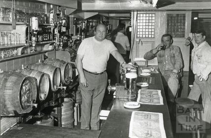 Broadleys Bar, Upper Borough Walls, date unknown