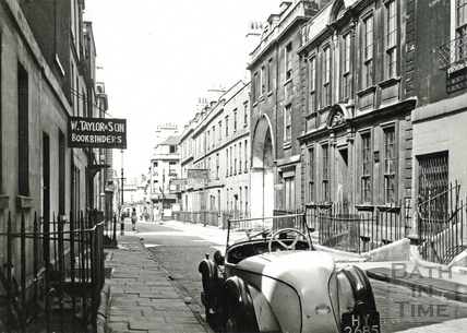 General Wolfes House, Trim Street c.1950s