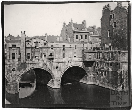 Pulteney Bridge c.1900