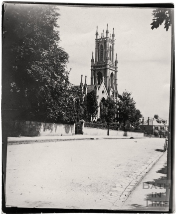 St Stephens Church, Lansdown c.1900