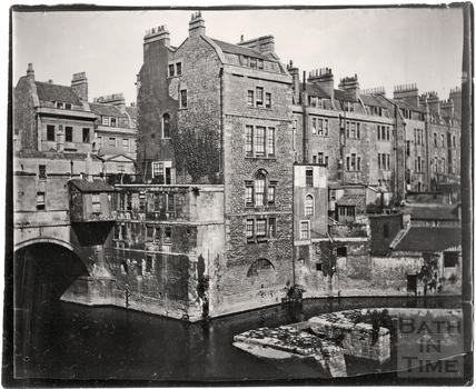 Pulteney Bridge c.1900