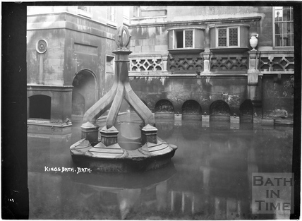 Kings Bath c.1934