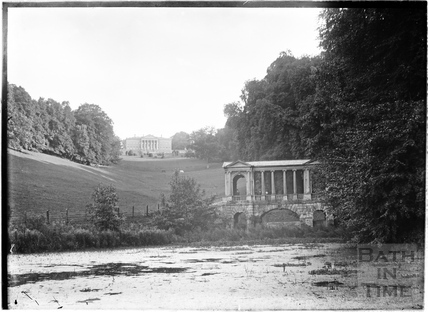 The Palladian Bridge and Prior Park