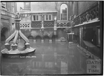 The Kings Bath c.1934