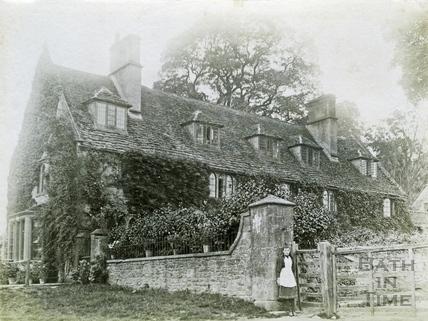 House in Claverton c.1900