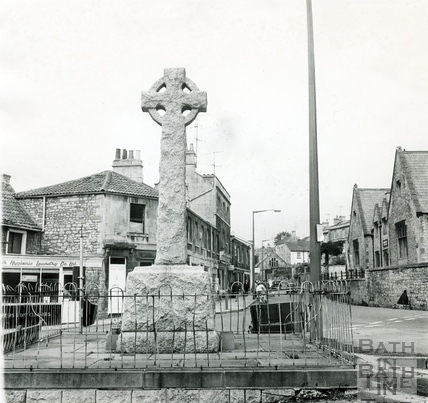 The Weston Memorial 21 Sept 1970