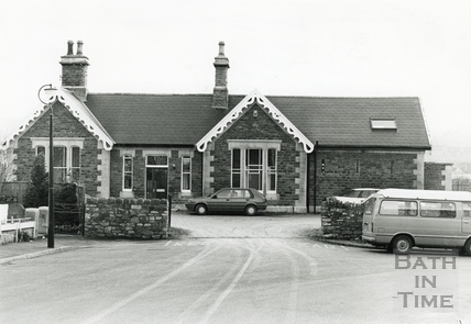 Weston Station 21 Feb 1987