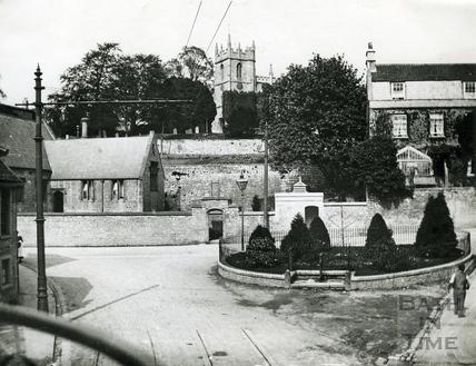 Weston Village c.1910