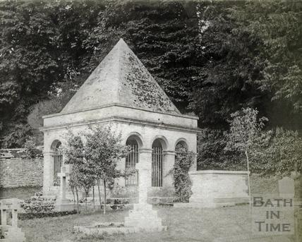 Ralph Allen's Mausoleum c.1900