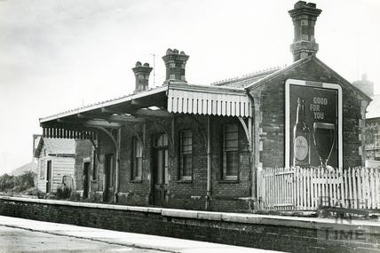 Radstock Station c.1960s