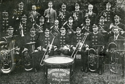 Radstock Amateur Prize Band, 1924