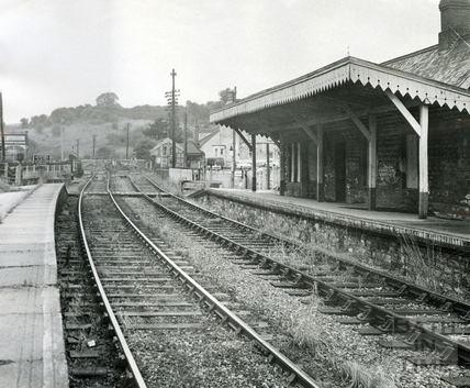 Radstock Station 1 August 1969