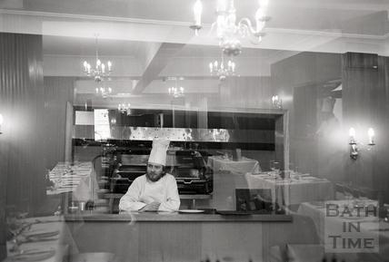 The Angel Hotel, 38, Westgate Street, Bath 1971