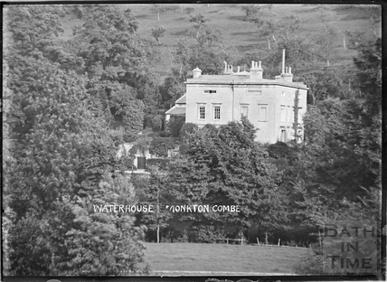 Waterhouse, Monkton Combe c.1904