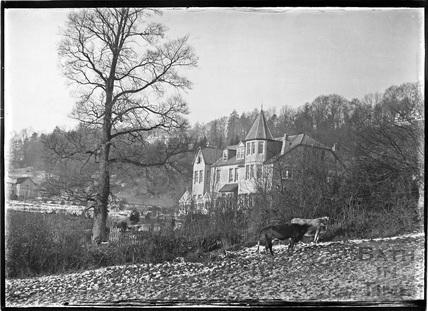 House on Summer Lane?, Monkton Combe c.1904