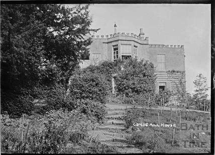 Combe Hill House, Monkton Combe c.1910