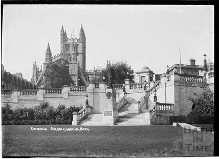 Entrance, Parade Gardens c.1938