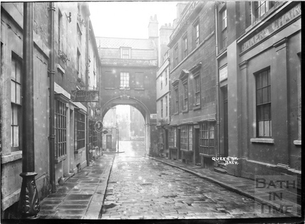 Queen Street looking south to Trim Street c.1920