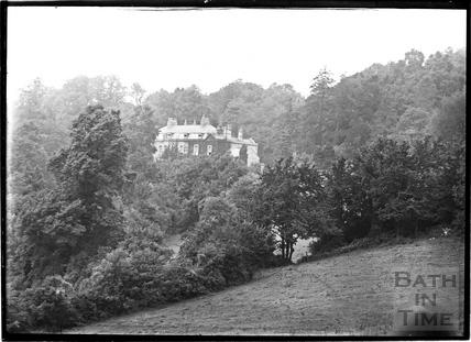 Combe Grove?, Monkton Combe c.1910