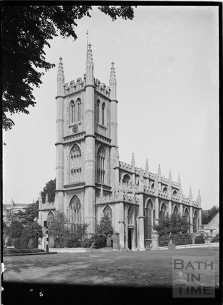 St Marys church Bathwick, c.1930s