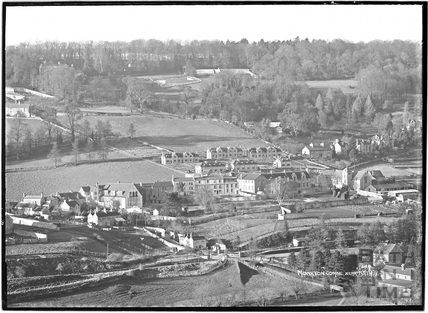 Monkton Combe No. illegible c.1938