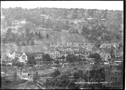 Monkton Combe School near Bath No. 9 c.1930s