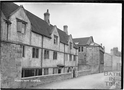 Monkton Combe c.1906