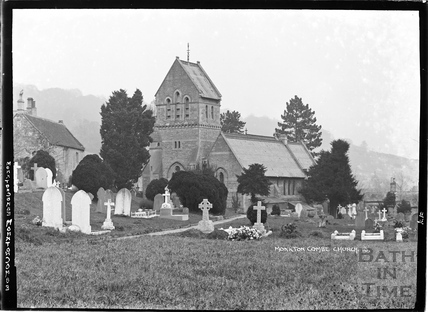 St Michaels church, Monkton Combe No. 10, Nov 1934