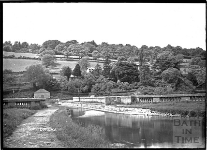 Dundas Aqueduct c.1906