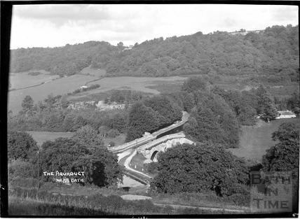 Dundas Aqueduct c.1910
