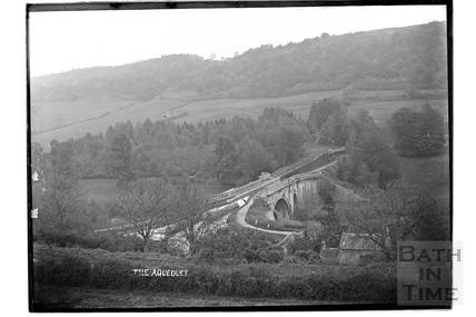 Dundas Aqueduct c.1904