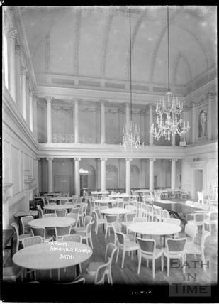 Tea Room, Upper Assembly Rooms, Oct 14 1938