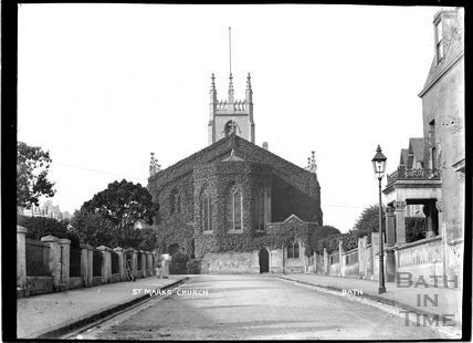 St Marks Church, St Marks Road c.1930s