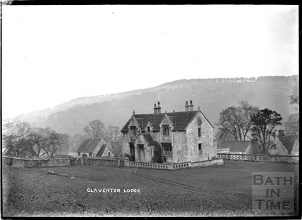 Claverton Lodge, c.1910