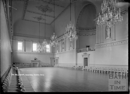 The Ball Room, Upper Assembly Rooms, Oct 14 1938