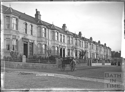Chaucer Road c.1908