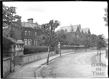 Oldfield Park c.1910