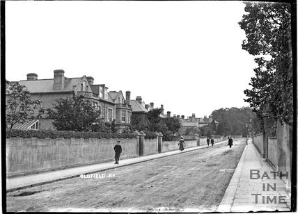 Oldfield Road c.1910