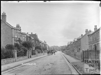 Bloomfield Avenue c.1910