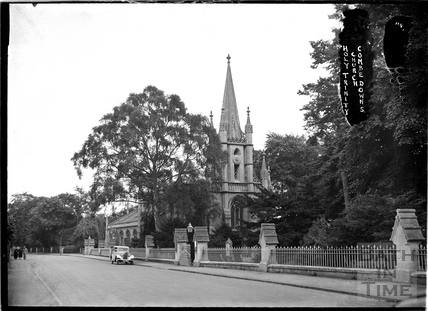 Holy Trinity Church, Combe Down c.1930s