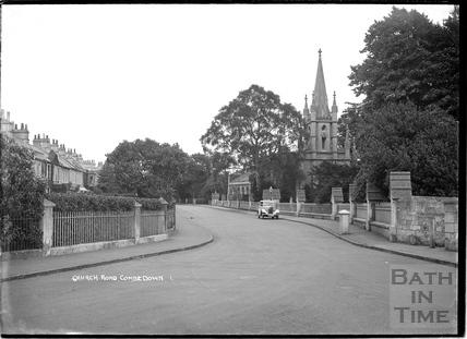 Church Road Combe Down No.1, c.1930s