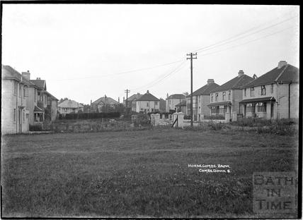 Horsecombe Brow, Combe Down c.1930s